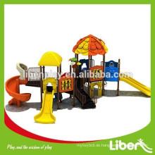 China Golden Supplier Play Grounds mit Hinterhof Spielzeug