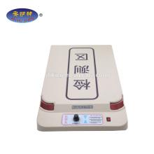 Machine de détecteur d'aiguille de plate-forme, machine d'inspection d'aiguille de style de table