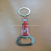 Imprimé de promotion Coca Cola Bottle Opener porte-clefs