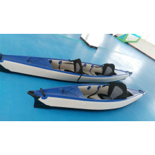Fast Light Inflatable Professional Kayak