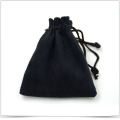 High Quality Microfiber Suede Jewelry Pouch