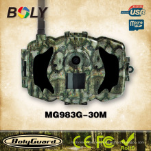 2016 Best selling hunting equipment BolyGuard MG983G-30mHD hunting trail scouting cameras with 1080P FHD video