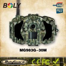 2016 Best selling caça equipamentos BolyGuard MG983G-30mHD caça trilha câmeras de reconhecimento com vídeo 1080p FHD