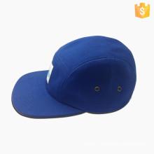 Vente en gros de mode personnalisé summer 5 panel hat