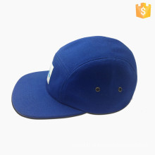 Wholesale custom fashion men summer 5 panel hat