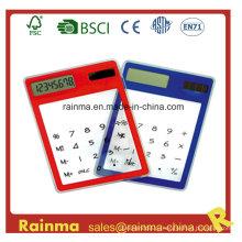 Прозрачный калькулятор с ультратонкой формой