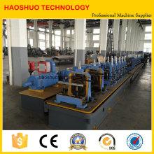 Máquina de fabricación de tubos de costura recta con soldadura de alta frecuencia