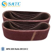 610 * 100 mm Abrasive Sanding Belt for Sanding Plaster and Wall Surface