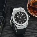 Montre bracelet automatique en silicone Watch Watch