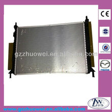 After 2009 Aluminum Radiator, Car Radiator Mazda3 BL / Saloon LF8B-15-20Y