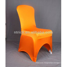 chair with cover,Lycra/Spandex chair cover with sash for wedding and banquet