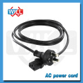 1.8m 2m SAA Australian power cord for rice cooker 10a 250v