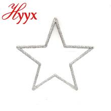Mais novo Festivo e festa suprimentos estrela da decoração da árvore de natal estrela