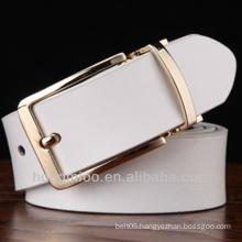 belt supplier wholesale lady's Fashion pu belts