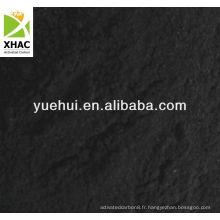 Carbone activé par poudre pour brûler des ordures