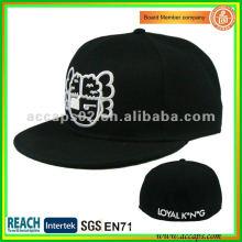 Chapéus ajustados com borda plana SN-0090