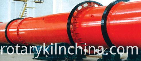Introduction of 3 Cylinder Rotary Dryer