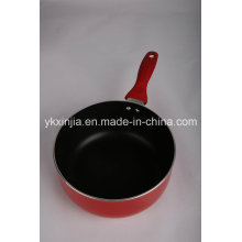 Utensilios de cocina Proveedor de China Salsa de aluminio Pan Milk Pot para el mercado europeo
