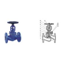 Шаровой клапан стандартного диаметра DIN