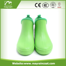 Candy Color Kids Waterproof Warm Rain Boots
