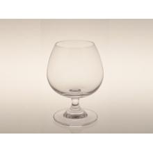 2013 Unique Design Lead Free Brandy Glass