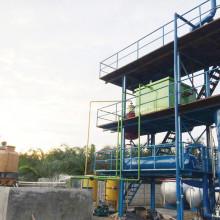Tipos de produtos Custo da destilação de petróleo bruto