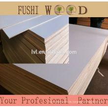 Sperrholz mit PVC beschichtet