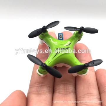 FY804 Mini 4 Canal 2.4G RC Nano Drone Quadcopter RTF con Giro de 6 Ejes