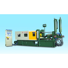 Model J1128K 2800KN (280 Ton) poziome tłok zimnej komorze Die odlewania maszyny