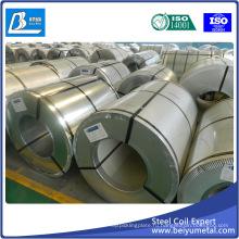 Катушка холоднокатаной стали, гальванизированная стальная лента