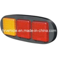Светодиодная комбинированная лампа с индикатором стоп-сигнала для грузовика