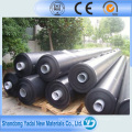 Tank Linings 6m Width Black Plasic HDPE Waterproof Geomembrane