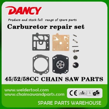 4500 5200 5800 chain saw carburetor rebuild kits
