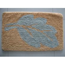 Personalized Office Floor Cut Pile Soft Carpet Door Mat , 50*80cm