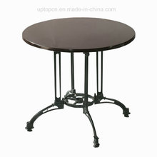 Commercial Leisure Metal Outdoor Garden Cafe Table (SP-AT227)