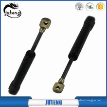 different color gas spring with special end fitting