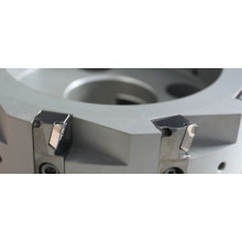 PCD face milling cutters