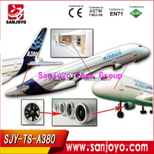 radio control a380 HOT!! rc airplane airbus a380 2.4G EPO 4ch rc airplane A380 Airbus airbus a380 for sale