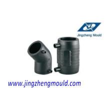 Molde de encaixe de tubo de acoplamento fundido PE