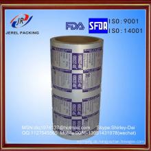 Rollentyp und Weichmacher Pharmazeutische Aluminium Blisterfolie