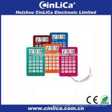 Calculadora de patentes de viagens multifuncionais mini calculadora