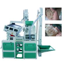 CTNM15 moulin à riz automatique étuvé