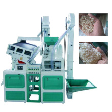 CTNM15 automatic parboiled mill rice mill