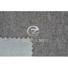 Cotton Cashmere Bonded with Knitted Fabric for Sofa
