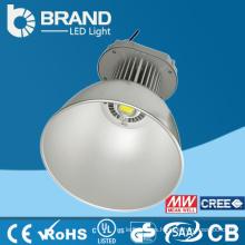 5 años de garantía Alta potencia 200w para la iluminación industrial, alta luz de la bahía LED