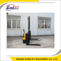 1ton 1.2ton 1.5ton 1.6m 3m 4.5m 5m Straddle Walkie Electric battery operated Stacker