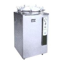 Cylindrical Pressure Steam Sterilizer , 75l Autoclave Machine