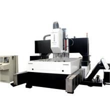CNC Hydraulic Drilling and Milling Machine