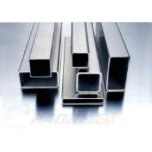 Tubo rectangular de acero inoxidable
