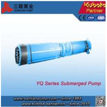 Bomba de lodo sumergible para aguas residuales - Sanlian / Kubota